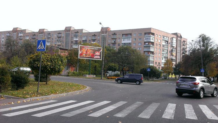 Рівне Білборд №66