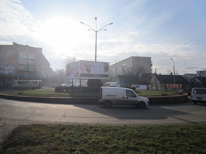 Призматрон на вул.Відінській в м.Рівне